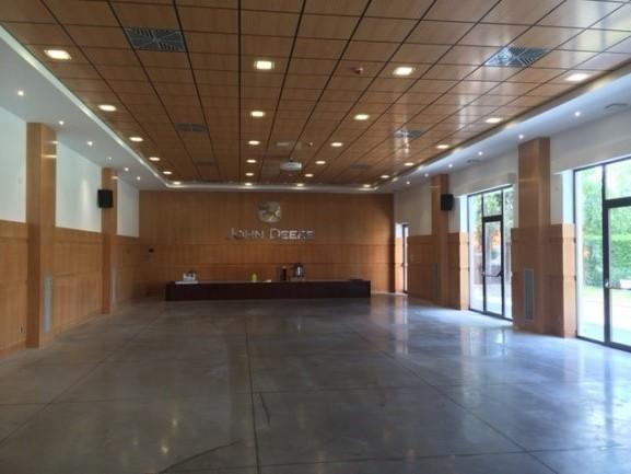 reparacion pavimentos auditorio